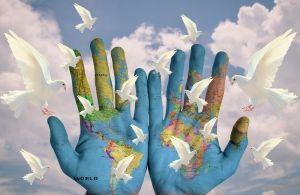 7776 Friedensfest Eine Erde Eine Vision