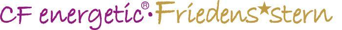 CF energetic Friedensstern Logo